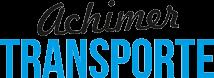 Achimer Transporte - Logo